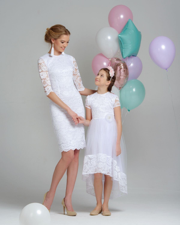 17e271921 Anita šaty s čipkou biele • Papi.sk